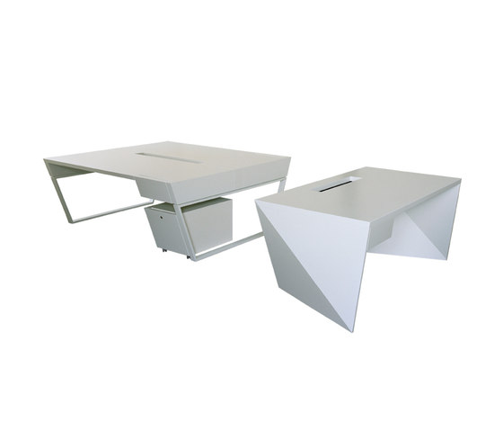 AIR de bau+art | Systèmes de tables de bureau