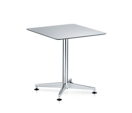 meet table mt-331 square by Sedus Stoll | Cafeteria tables