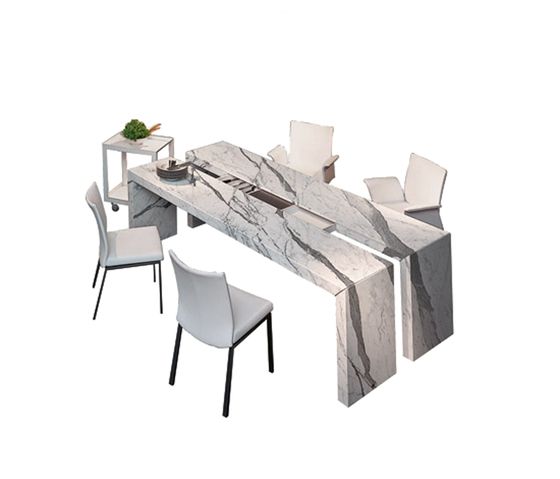 Dining Desk Poggenpohl | 7100 by Draenert | Dining tables