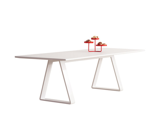 Bermuda Table by ASPLUND | Individual desks