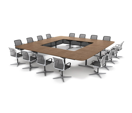 Filo | Conference by Bene | Contract tables