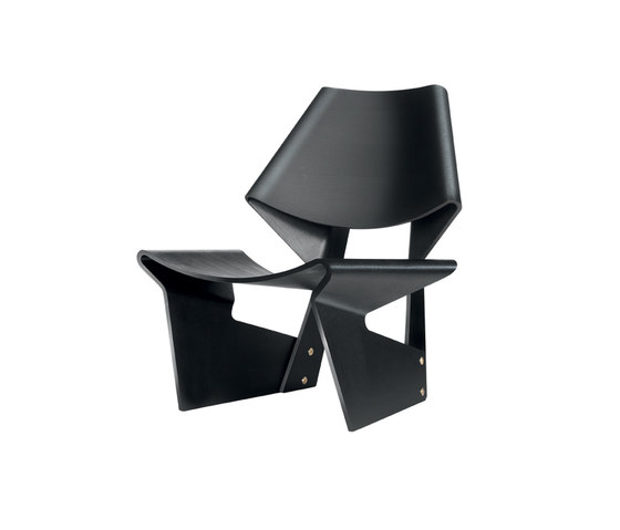 GJ Chair by Lange Production | Lounge chairs