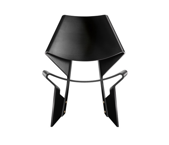 GJ Bow Chair von Lange Production | Sessel