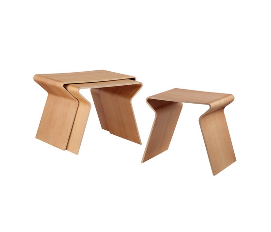 GJ Table by Lange Production | Side tables