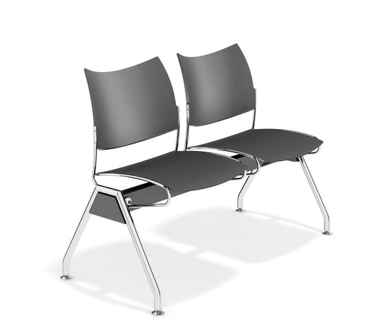 Curvy Traverse 1288/99 by Casala | Beam / traverse seating
