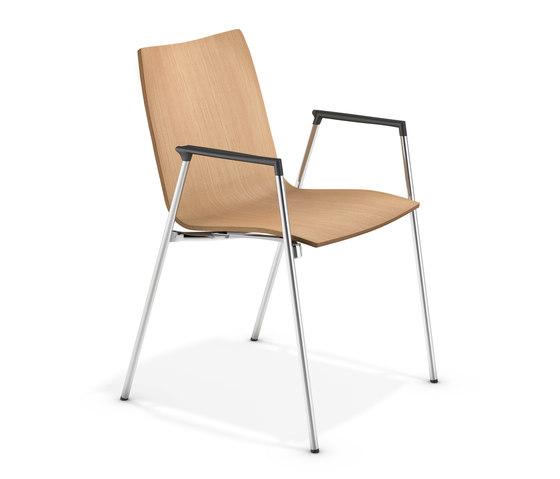 Lynx II 3592/10 by Casala | Multipurpose chairs