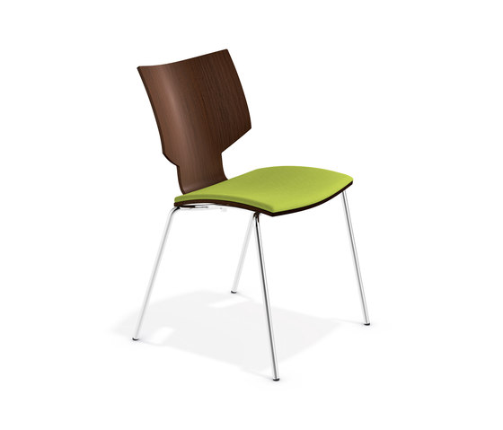 Onyx III 2421/00 by Casala | Multipurpose chairs