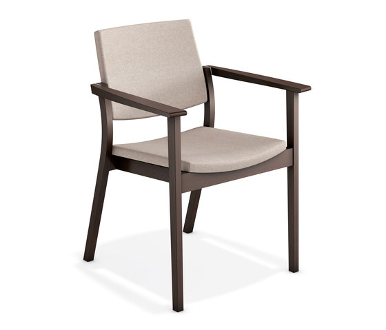 Sina 2400/10 by Casala | Visitors chairs / Side chairs