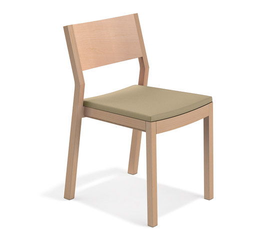 Woody by Casala | Chairs