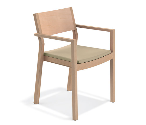 Woody 2207/10 by Casala | Multipurpose chairs