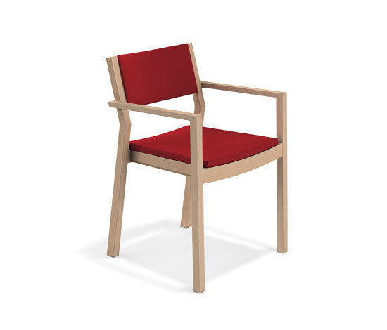 Woody 2208/11 by Casala | Multipurpose chairs