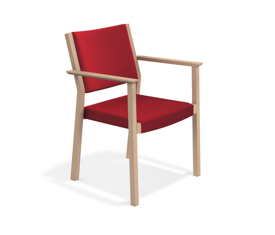 Woody Comfort 3208/11 by Casala | Multipurpose chairs