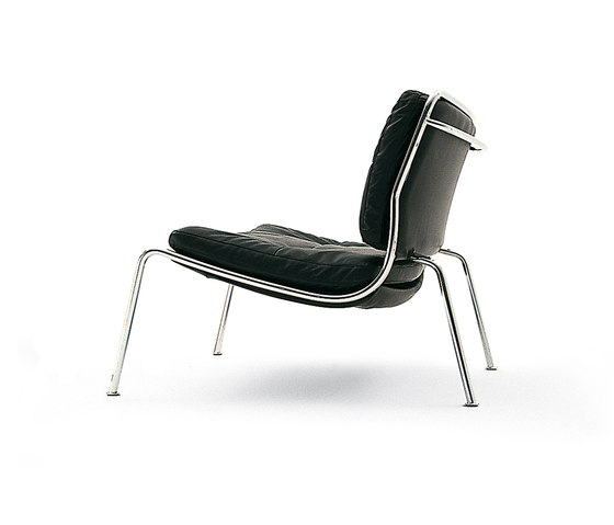 Frog lounge chair de Living Divani | Fauteuils d'attente