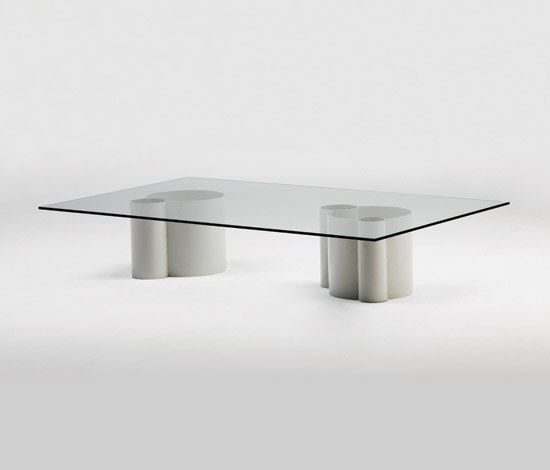 Tube Table de Living Divani | Tables basses