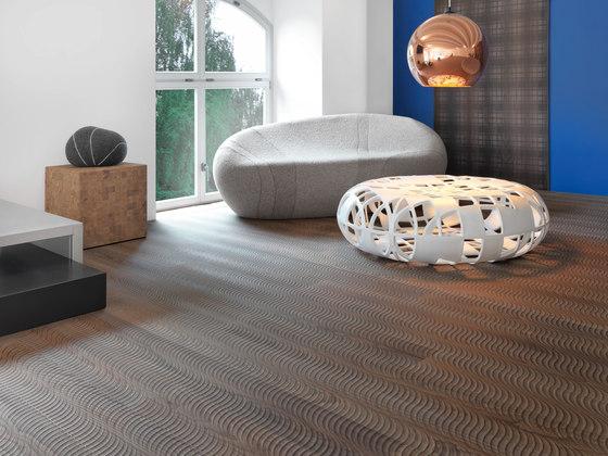 BEECH Vulcano Fresco Duna milled | white oil by mafi | Wood flooring