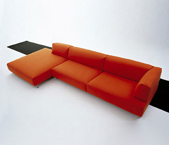 Metro 2 by Living Divani | Modular seating systems