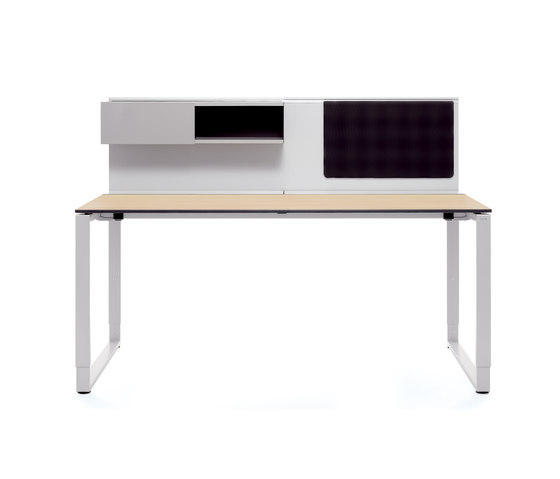 T-Workstation de Bene | Escritorios individuales