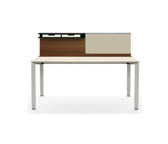 T-Workstation by Bene | Individual desks