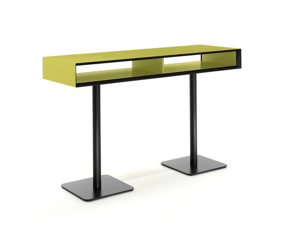 T meeting stand up table by bene product - Table basse escamotable stand up ...