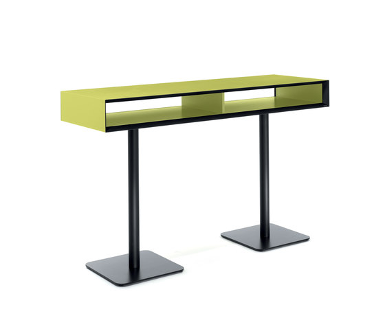 T-Meeting | Stand Up Table by Bene | Standing meeting tables