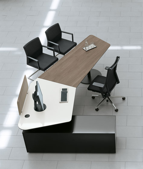 T-Front | Office by Bene | Individual desks