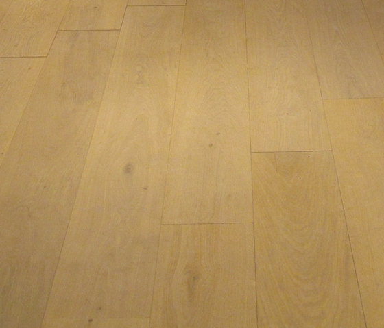 OAK Clear wide-plank brushed | natural oil by mafi | Wood flooring