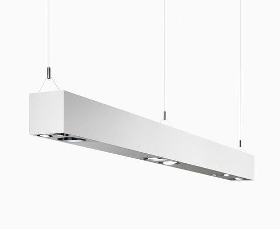 e01 square de Elementi di Luceplan | Luminaires suspendus