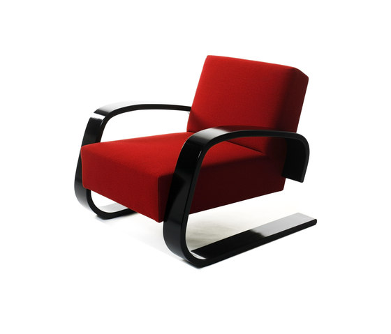 Armchair 400 � Tank� Lounge Chairs From Artek