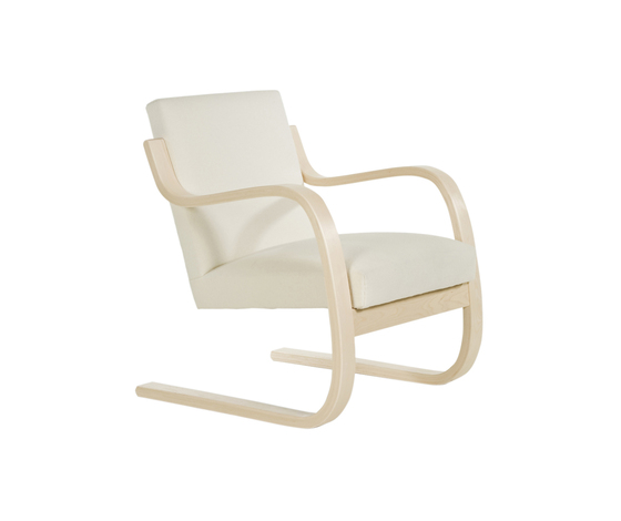 Armchair 402 by Artek | Lounge chairs