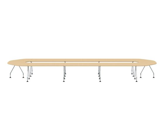 Ad Usum di Vitra | Sistemi tavolo conferenza