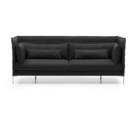 Alcove Three-Seater di Vitra | Divani lounge