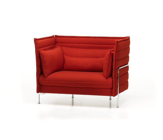 Alcove Love Seat by Vitra | Lounge chairs