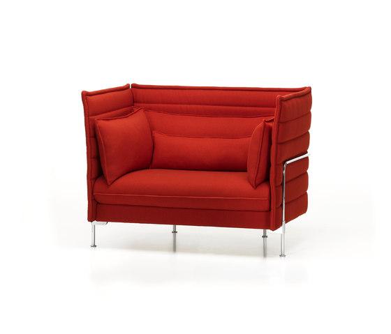 Alcove Love Seat di Vitra | Poltrone lounge