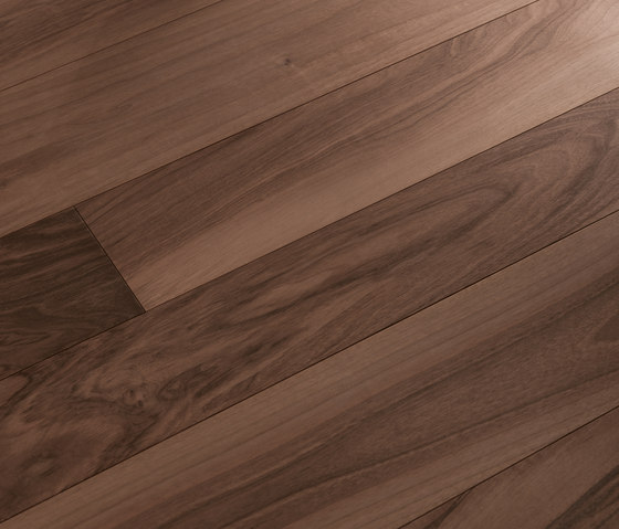 WALNUT Europe sanded | natural oil by mafi | Wood flooring