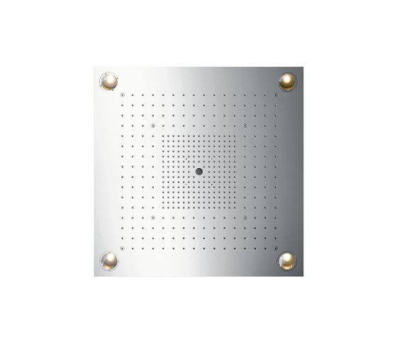 AXOR Starck ShowerHeaven 720 x 720mm con luz de AXOR | Grifería para duchas