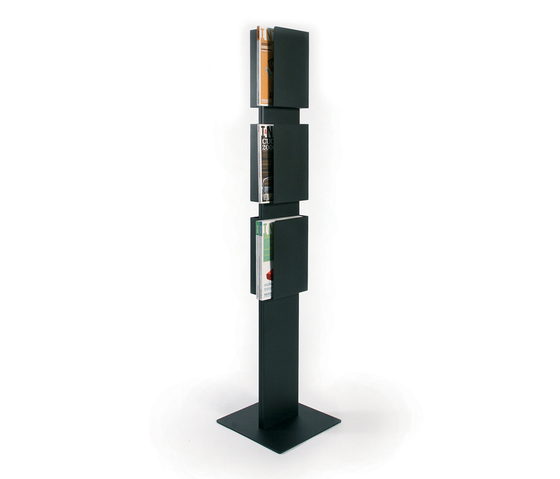Floor Case by Inno | Brochure / Magazine display stands