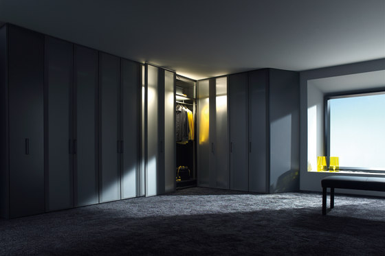 S 07 by interlübke | Built-in cupboards