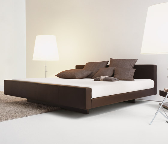U bed by interlübke | Double beds