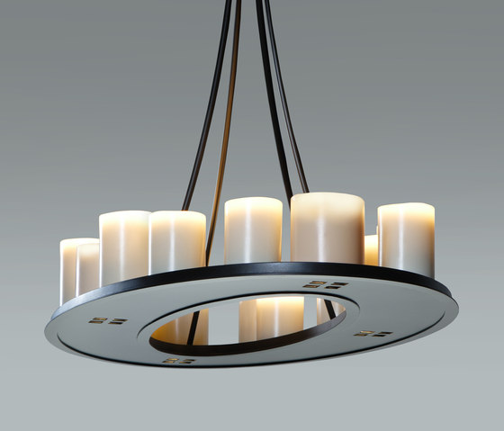 Math Ring by Kevin Reilly Collection | General lighting