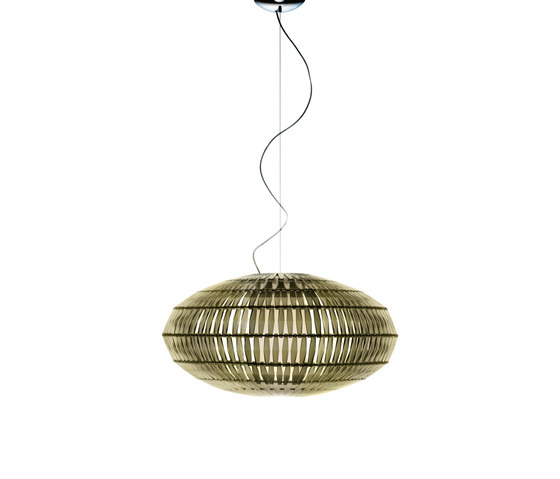 Tropico Ellipse suspension by Foscarini | General lighting