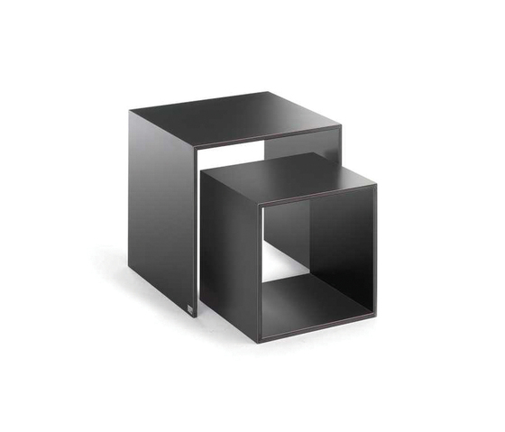 Straight occasional table by Lourens Fisher | Side tables