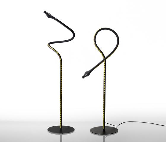Alizz F. Cooper by Ingo Maurer | Free-standing lights