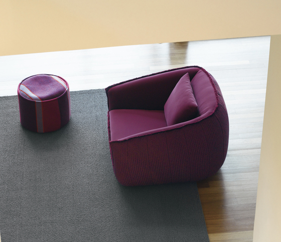 Bask by Paola Lenti | Lounge chairs