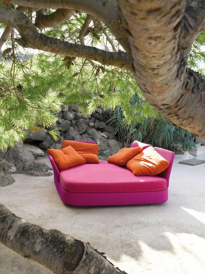 Cove de Paola Lenti | Sofás de jardín