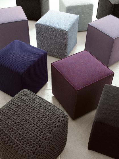 Cubo by Paola Lenti | Poufs