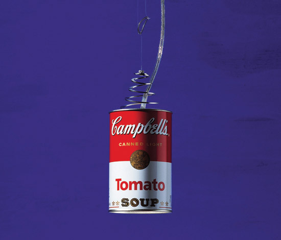 Canned Light by Ingo Maurer | General lighting