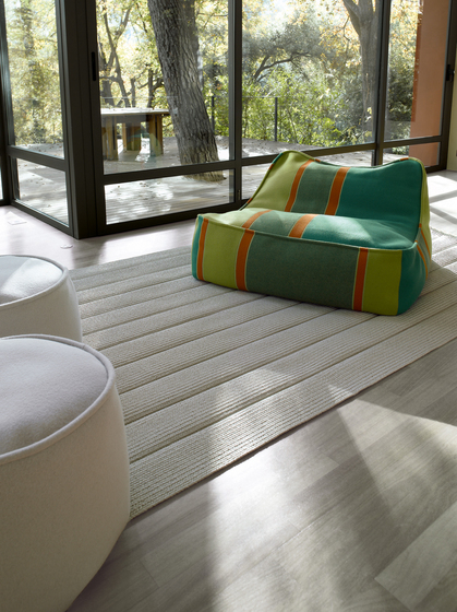 Float by Paola Lenti | Garden armchairs