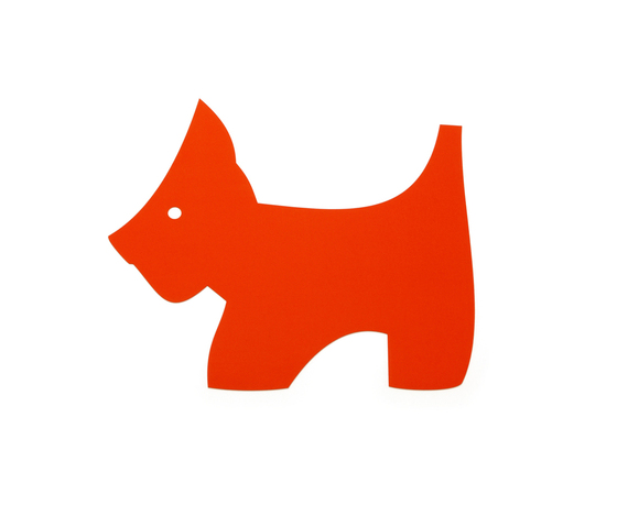 Rugs figurative, dog by HEY-SIGN | Rugs / Designer rugs