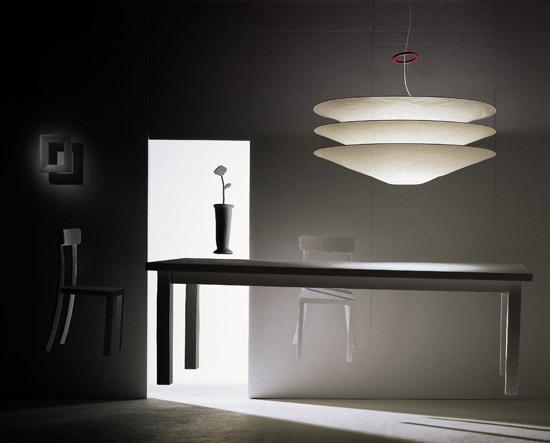 Floatation by Ingo Maurer | General lighting