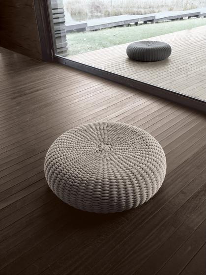 Shell by Paola Lenti | Garden stools
